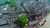 四川最低调的古镇,风景不输周庄乌镇,安静舒适还不要门票钱!