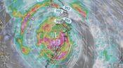 8月8日台风利奇马登陆后一周内ec云图预报