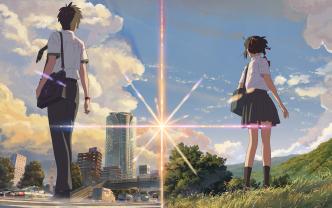 二次元周边宅物 你的名字 日本官方正版周边 第二期(上)