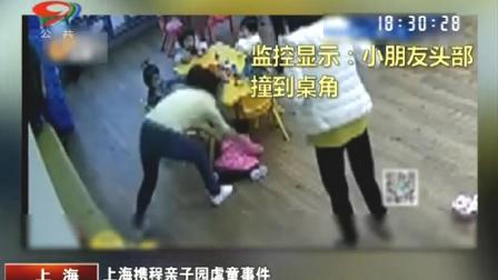 上海携程亲子园虐童事件