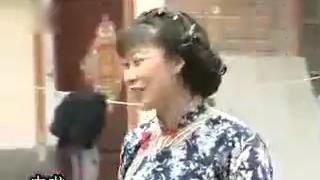 河南曲剧 滑稽戏曲小品《二愣串亲》