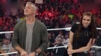 美国职业摔角WWE比赛【RAW 5_2】冰释前嫌或憋大招_ 大公举兄妹共庆新时代ve0 lpcwt