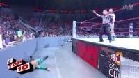 wwe美国职业摔角 摔跤狂热赛 十大高燃时...