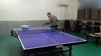 东方一杰乒乓球发球假动作