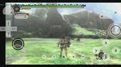 骁龙710测试wii《怪物猎人3》在1倍和1.5倍分辨率下运行,掉帧场景较多,一般在20-30帧,能玩,不太流畅