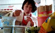 中国吃播之新人大娟1181【处女座的吃货】中国吃播,国内吃播,兰子投稿吃出个未来·吃饭直播,大吃货爱美食,大胃王,减肥,美食人生,吃饭秀
