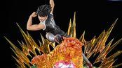 Tsume 《足球小将》日向小次郎 HQS 雕像 Tiger Shot