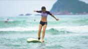 夏日狂欢季,玩转深圳西涌最美金色海滩-旅游攻略-旅者视频