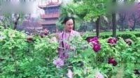 紫荆之情 庆祝香港回归二十周年晚会 画家姚霁月现场作画