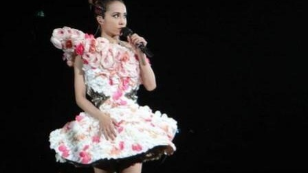 蔡依林真的翻唱了田馥甄的《小幸运》,最后一句令人泪奔