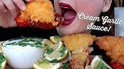 【pink】龙虾尾海鲜和奶油蒜香脆炸酱吃起来听起来不怎么粉红(2019年12月6日10时43分)