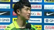 亚冠-14赛季-小组赛-第1轮-李升炫表示队员们的努力在比赛最后得到了回报-花絮