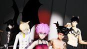 K家19年万圣节【卡米亚家族MMD】5人的Fake doll+女巫临也(女装注意)Really Bad Boy+甘乐Ghost+甘乐、楠子Likey【K家官方】