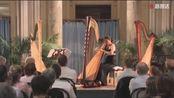 竖琴演奏家安娜·洛罗(Anna Loro)竖琴独奏曲目