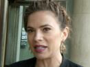 特工卡特拍摄期间 海莉·阿特维尔专访Agent Carter Hayley Atwell Interview