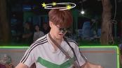 《高能少年团2》任嘉伦自信上场足球射门 王俊凯频频摔跤来搞笑