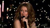 【席琳的圣诞歌】Céline Dion - The Christmas Song / Alone (Rockefeller Center 2007.11.28)