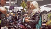 Katy Perry单曲哈雷鸡Harleys In Hawaii MV制作花絮