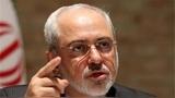 """2伊朗外长:美国""""冒险主义""""也是悲剧发生主要原因"""