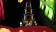 「空格」小游戏-地铁跑酷