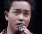 张国荣演唱会失声痛苦,场面感人