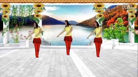 红领巾蝶舞芳香广场舞《月儿像柠檬》编舞:笑春风