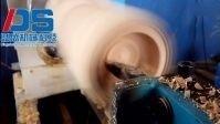 数控木工车床之木碗加工