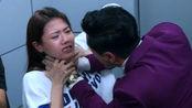 《反贪风暴4》林峯手掐周秀娜脖子的凶狠表情太吓人了