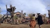 《加勒比海盗5》幕后制作花絮,对着摄像机飙演技的德普叔更萌啦!