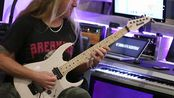 电吉他控琴技巧 大师课(高级)Technique Control Masterclass - Brian Maillard Advanced