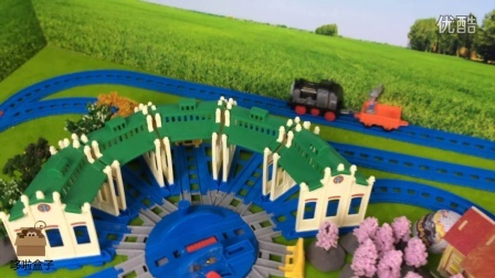哆啦盒子小火车大冒险:高登和疯狂动物城的朋友们