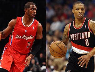 保罗利拉德领衔NBA本赛季十大落选全明星的球星