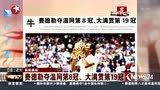 新闻晨报 费德勒夺温网第8冠、大满贯第19冠