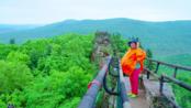 黑龙江鸡冠山-雨中游-2019.5.18