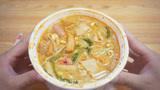 试吃杨国福麻辣烫,单人套餐5荤6素,大家说实惠吗?