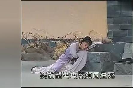 黄梅戏《孟姜女》选段(哭城)
