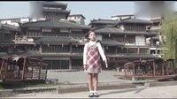 周晶晶朗诵满江红视频—全国中华诵 2009经典诵读大赛