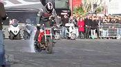 巴黎 摩托车特技大赛起亚k4