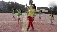 夏雨小学生舞蹈教学视频(草原月亮)