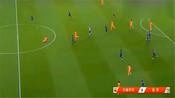 足球集锦-梅西在危难时刻挺身而出,不愧是球场上的英雄