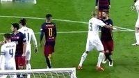 西甲联赛第31轮:巴塞罗那1-2皇家马德里 巴塞罗那vs皇家马德里比赛集锦1