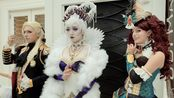 美国漫展:katsucon_2016_cosplay亮点集锦