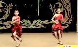 少儿拉丁舞教学视频 斗牛舞教程