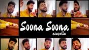 [翻唱]加拿大小可爱Abby V翻唱印度Sonu Nigam - Soona Soona (A Cappella)