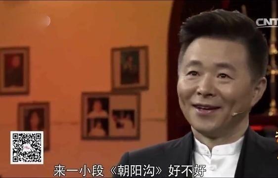王宏伟在9岁的时候,在河南老家就已经因为唱歌就很出名了