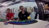 视频丨Juliette Sébastien三单平均11秒67! 使用魔方:Valk3 M