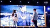 20150522 首爾樂天家族演唱會上播放的李敏鎬Lotte DFS AD Making Film