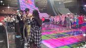 亚洲文化嘉年华彩排现场:张杰,林俊杰和Rain等《风与花的边界》