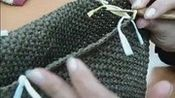 第24集 小复古玲珑手提包 编织教学教程视频 棉草拉菲