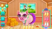 小猪温泉度假村游戏